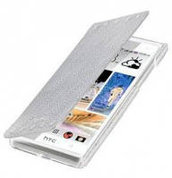 Чехол-книжка для телефона Melkco Book leather case for HTC Desire 600, white (O2DE60LCFB2WELC)