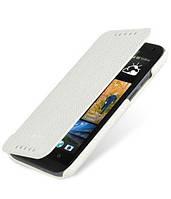 Чехол-книжка для телефона Melkco Book leather case for HTC Desire 601, white (O2DE61LCFB2WELC)