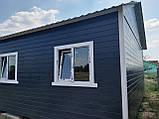 Дачний будинок 6 х 8 з вбудованою терасою, фото 6