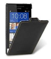 Чехол-флип для телефона Melkco Jacka leather case for HTC 8S/Rio, black (O2WP8SLCJT1BKLC)