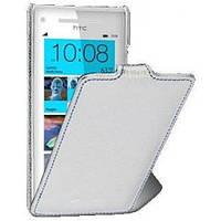 Чехол-флип для телефона Melkco Jacka leather case for HTC 8X/C620e/Accord, white (O2WP8XLCJT1WELC)