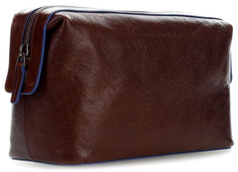 Несессер Piquadro BY3851B2S_TM, кожаный, коричневый