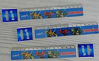 Линейка пластмассовая 15 см Transformers TF17-090 Kite Германия
