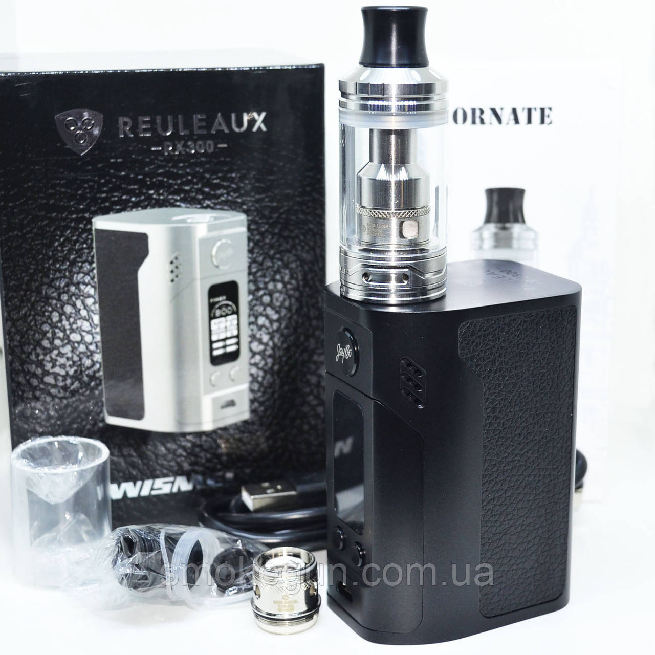 Wismec Reuleaux RX 300 Joyetech Ornate RTA 6ml Original