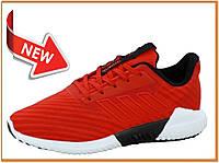 5cfd8922a Мужские стильные кроссовки Adidas Climacool Vent Red White (адидас климакул  вент, красные / белые