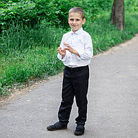 Школьные брюки для мальчика«Бейт» , фото 1