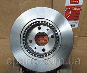 Комплект вентильованих гальмівних дисків Dacia Logan MCV (Motrio-Renault оригінал)