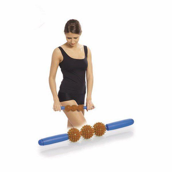 Мячи игольчатые с ручкой М-403