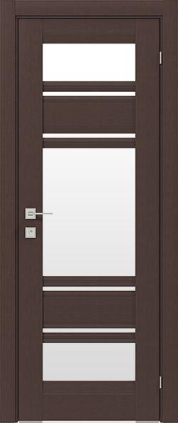 Двери Родос Freska Donna, пленка Renolit и LG Hausysela стекло