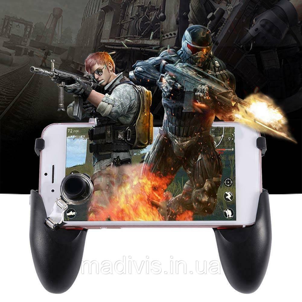 Игровой мобильный геймпад джойстикк MGC 5 in 1 складной