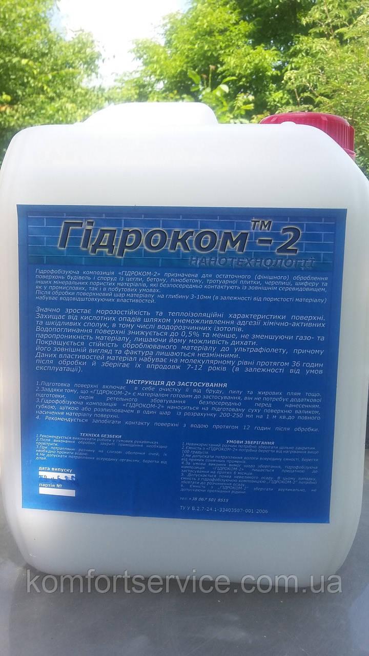 Водоотталкивающая Пропитка Пенобетона