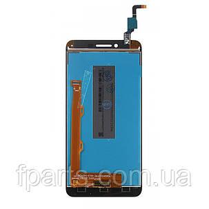 Дисплей Lenovo A6020a40 Vibe K5 з тачскріном (Black), фото 2