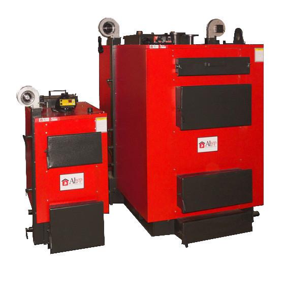 Твердотопливные котлы Альтеп КТ-3Е 400 кВт (Украина)