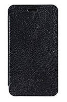 Чехол-книжка для телефона Melkco Book leather case for Nokia Lumia 620, black (NKLU62LCFB2BKLC)