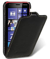 Чехол-книжка для телефона Melkco Jacka leather case for Nokia Lumia 620, black (NKLU62LCJT1BKLC)