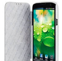 Чехол-книжка для телефона Melkco Book leather case for LG Optimus G2, white (LGF320LCFB2WELC)
