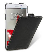 Чехол-флип для телефона Melkco Jacka leather case for LG E988 Optimus G Pro, black (LGPROGLCJT1BKLC)