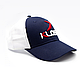 Кепка KLOST 3D лого Navy blue white, фото 2