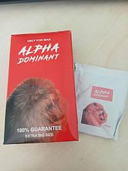Гель для потенции и увеличения члена Alpha Dominant - альфа доминант