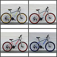"""Велосипед 29"""" колеса, рама 19 """"\ алюміній, 21 передача SHIMANO, 5 кольорів, фото 1"""