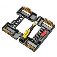 Набор инструментов Topex насадок с держателем, 37 ед. (39D343)