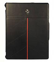 """Чехол для планшета Ferrari California leather case for Samsung Galaxy Tab 10"""", black (FECFGA10B)"""