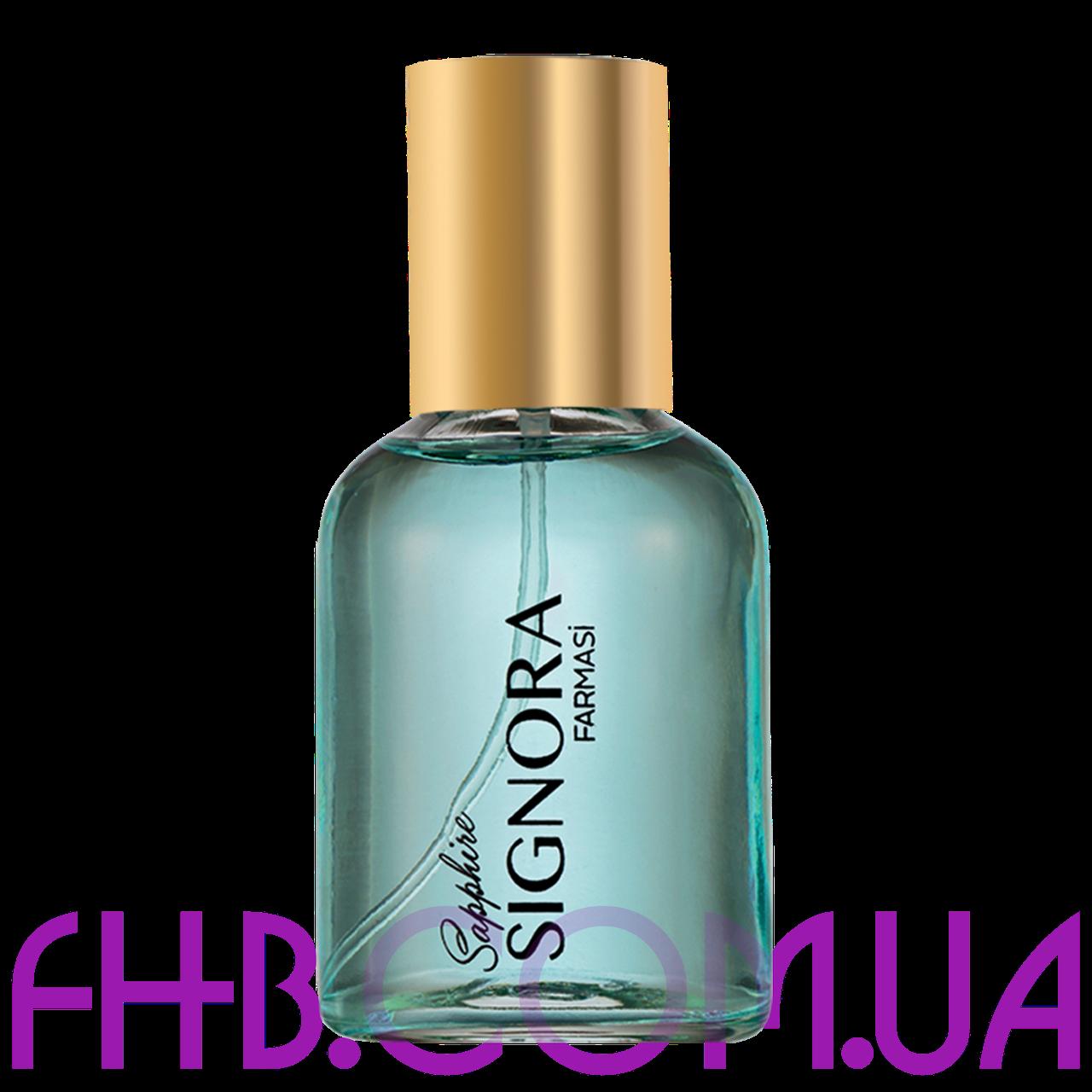 Жіноча парфумована вода Signora Sapphire