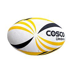 Регбійний м'яч COSCO Umbra Yellow SIZE 5