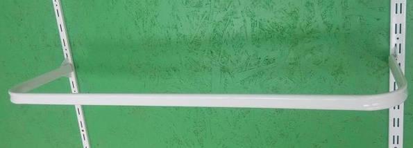 Дуга торговая в рейку овальная 1.0 м (б/у), фото 2