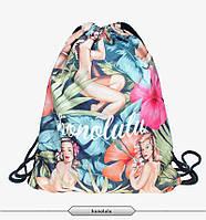Рюкзак сумка 3D принт honolula