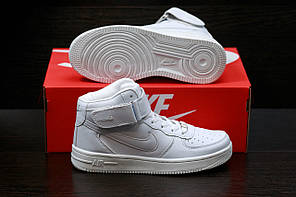 Женские кроссовки Nike Air Force Force High white