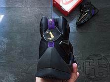 Мужские кроссовки Nike LeBron XIII 13 Pot Of Gold Black/Hyper Purple 807219-007, фото 2