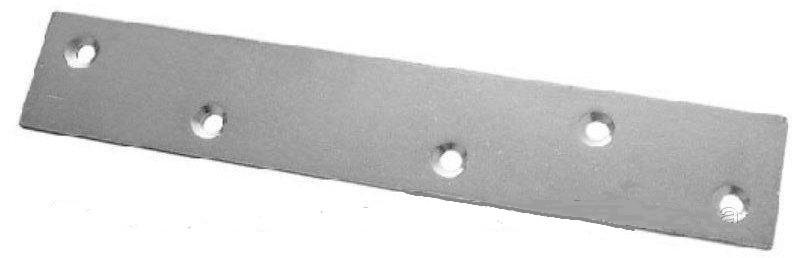 Планка соединительная прямая 280х30 мм.