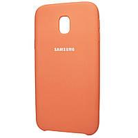 Чехол Original Case Samsung J330 Galaxy J3 2017 Peach