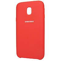 Чехол Original Case Samsung J330 Galaxy J3 2017 Red