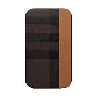 Чехол-книжка для телефона Viva Libro Samsung Galaxy Note Hombre Tannum Tartan Brown (SGNLIB-HMBBWN)