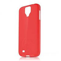 Пластиковый чехол-накладка для телефона itSkins Zero.3 cover case for Samsung i9500 Galaxy S4, red (SGS4 ZERO3 REDD)