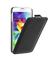 Чехол-книжка для телефона Jacka leather case for Samsung i9600 Galaxy S5, black (SSGLS5LCJT1BKPULC) Melkco