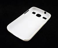 Пластиковый чехол-накладка для телефона Melkco Air PP 0.4 mm cover case for Samsung i8260/i8262 Galaxy Core, white (SSGC82UTPPWE)