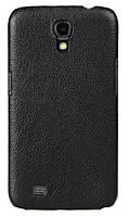 "Кожаный чехол-накладка для телефона Melkco Snap leather cover for Samsung i9200 Galaxy Mega 6.3"", black (SSMG92LOLT1BKLC)"