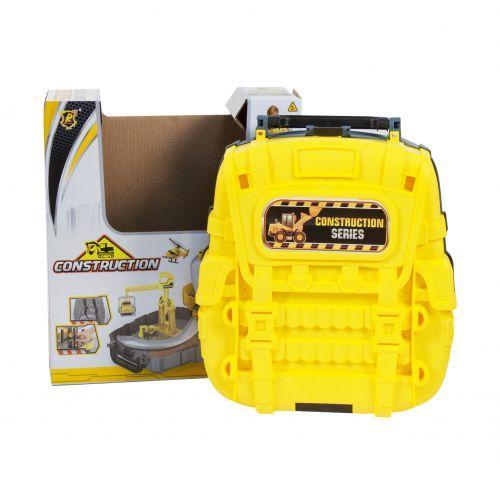 Игровой набор «Строительный паркинг в рюкзаке» HC227701