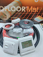 6,6 - 5,3 м2 Тепла підлога електрична IN-THERM ECO 1080W Fenix