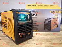 Сварочный инвертор Kaiser MMA-250 Home Line Дисплей, 250А, 5.6кВт: