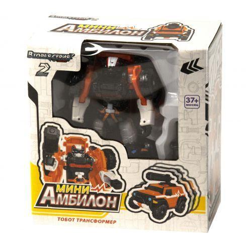 Машина-трансформер «Тобот мини» Амбилон 888-1-10