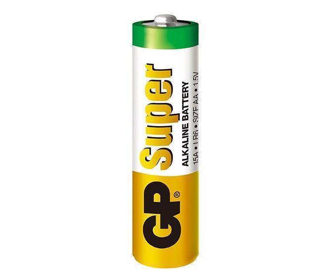 Батарейка для продолжительной работы игрушек GP Super alkaline AA