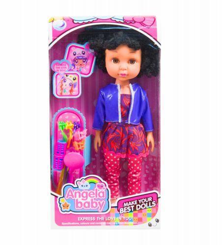 Кукла «Angela Baby» (мулатка) 1402N