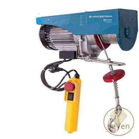 KRAISSMANN Подъемник электрический SH 400/800, фото 2