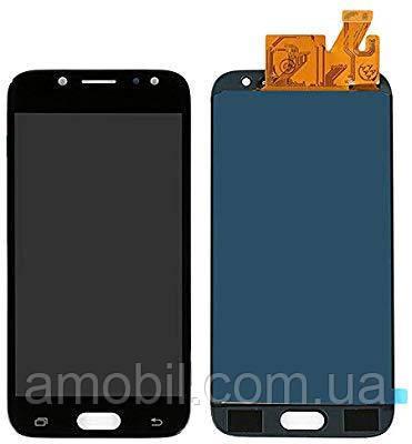 Дисплей Samsung J530 TFT с рег подсветки Galaxy J5 PRO  2017 Black