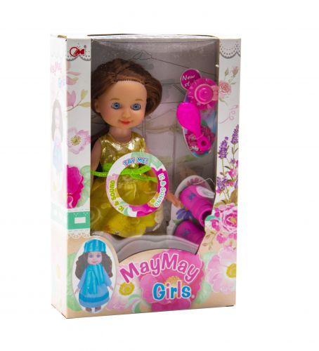 Кукла 922-D желтый.