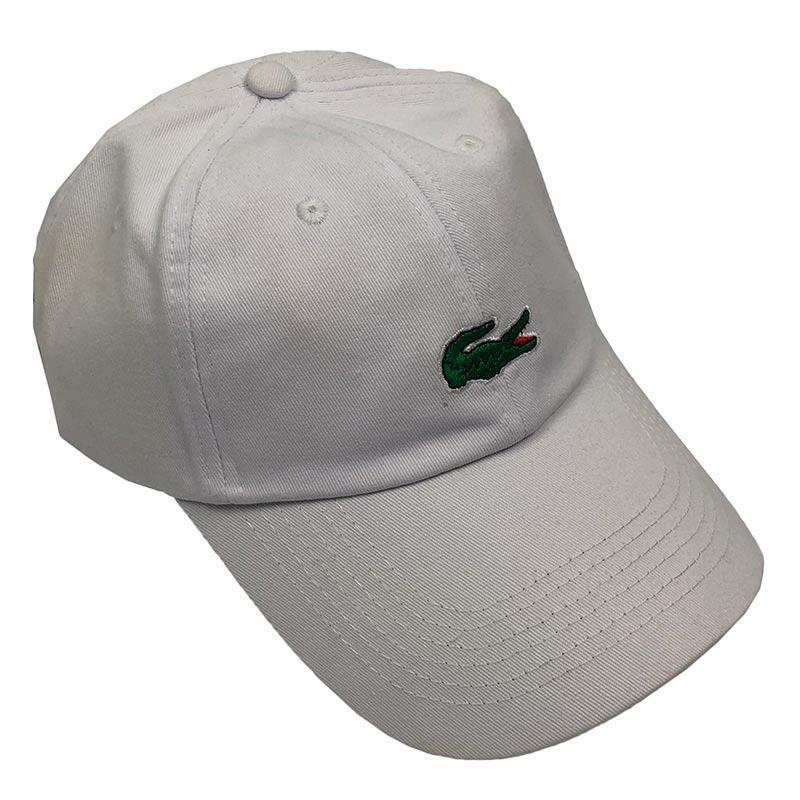 Бейсболка МК-1024 большое лого белая